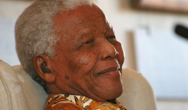 Nelson Mandela 2007