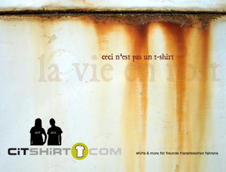 citshirt.com - shirts & more für freunde französischen fahrens